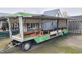 other car trailers De Vries JW300 1989