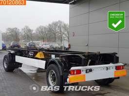 swap body trailer Krone AZ BDF Anhanger 2008