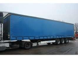 sliding curtain semi trailer Krone SD