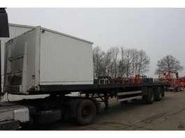 drop side full trailer Groenewegen DRO-12-20B 1993