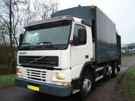 garbage truck Volvo FM7 6X2R FAL8.0 RAL19 RAPD-A6 ULDA 2001