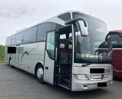 autobus turystyczny Mercedes Benz O 350 Tourismo RHD ( Euro 5 ) 2010