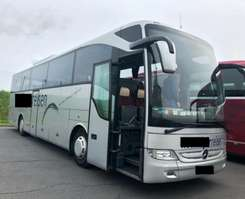 tourist bus Mercedes Benz O 350 Tourismo RHD ( Euro 5 ) 2010