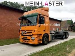 roro tractor unit Mercedes Benz 2546 Actros Gergen Retarder Abstandstemp. 1.Hd.