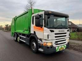 garbage truck Scania P 270 DB 6X2/4 MNA 2006