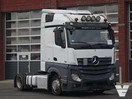 tracteur convoi exceptionnel Mercedes Benz 1842 - euro5! - Night clima - light bar - L662336 2012