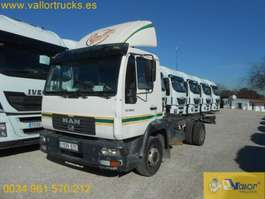 chassis cab truck MAN LE140C 2002