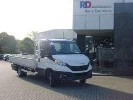платформа ЛКТ Iveco Daily 35-180 / 35C18 A8P met gegalvaniseerde open laadbak MY 2019 / AUTO... 2020