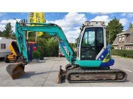 mini digger crawler Ihi 65VX 2010
