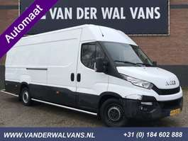 закрытый ЛКТ Iveco Daily 35S11 L3H2 *Automaat* | POST NL | Airco, camera, cruisecontrol, si... 2016