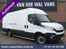 closed lcv Iveco Daily 35S11 L3H2 *AUTOMAAT*   POST NL   Airco, camera, cruisecontrol 2016