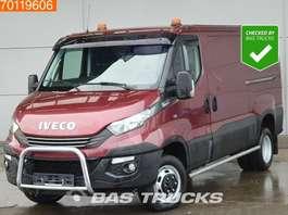 закрытый ЛКТ Iveco Daily 35C21 3.0 210PK Automaat Full Option Dubbele Schuifdeur L2H1 9m3 A... 2017