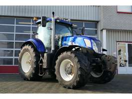 farm tractor New Holland T7 270 AUTOCOMMAND 10.000hrS 2015