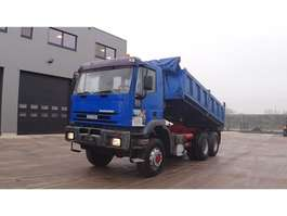 автосамосвал Iveco Eurotrakker 260 E 30 (BIG AXLE / STEEL SUSPENSION / MANUAL PUMP / 6X6) 1995