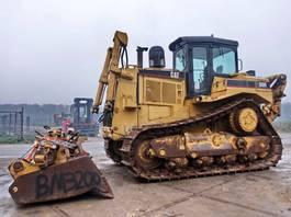 crawler dozer Caterpillar D8R LRC Including ripper / good condition 1998