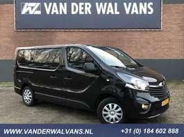 samochód dostawczy zamknięty Opel Vivaro 1.6 CDTI L1H1 Sport Airco, Cruisecontrol, navigatie 2017