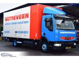 закрытый автофургон Renault Midlum 220, Manuel, Euro 5, 7490 kg, Truckcenter Apeldoorn 2012