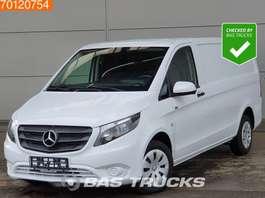 samochód dostawczy zamknięty Mercedes Benz Vito  111 CDI Airco Cruise Lang Achterdeuren L2H1 6m3 A/C Cruise control 2017