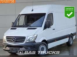 samochód dostawczy zamknięty Mercedes Benz Sprinter  314 CDI 140pk Airco Cruise 270° Deuren PDC L2H2 11m3 A/C Cruis... 2018