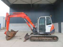 crawler excavator Kubota KX 080-3 2008