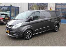 samochód dostawczy zamknięty Ford Transit Custom Sport 2.0 TDCI 170 pk L2 Navigatie, Camera, Airco, Trekha... 2018