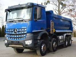 автосамосвал Mercedes Benz AROCS 4145 8x6 EURO6 Muldenkipper TOP!