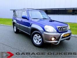 all-terrain - 4x4 passenger car Hyundai Terracan, Van 2,9 CRDI 4WD SUV 2 Seater Meeneemp 2003