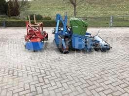 inna maszyna rolnicza Lely Lely roterkopeg met zaaimachine