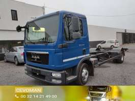 автошасси изменяемой конфигурации MAN TGL 12.250 Chassis Euro5 2012
