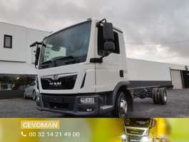 chassis cab truck MAN TGL 8.180 Euro 6 2016
