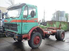 chassis cab truck Mercedes Benz 1926 K  V8 Cabine chassis  Hydraulic 1980