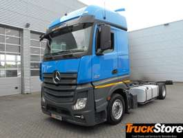 chassis cab truck Mercedes Benz Actros 1842 L nR 2015