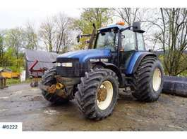 farm tractor New Holland 8360 1999