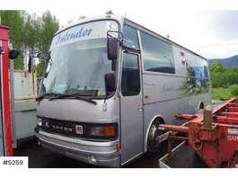 other busses Setra S 210 HD UNIK Campingbuss 1985