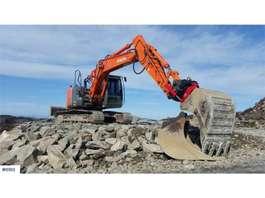crawler excavator Hitachi ZX 135US-3 w/rotortilt 2012