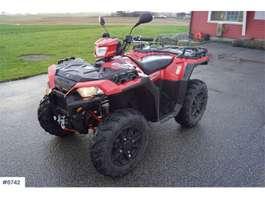 ciągnik rolniczy Polaris Sportsman X1000 ATV with little km. 2019