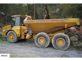 camión volquete de rueda Hydrema 922C dumps 2007