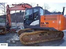 crawler excavator Hitachi Zaxis 180Lc-5B 2014