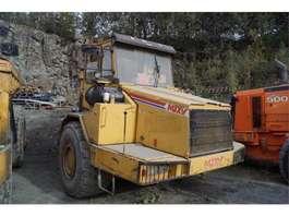 camión volquete de rueda Moxy MT40 1995
