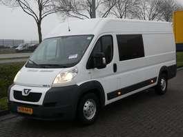 closed lcv Peugeot BOXER 3.0 hdi dc l4h2 airco 2013