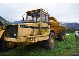 camión volquete de rueda Volvo A20 6x6 1989