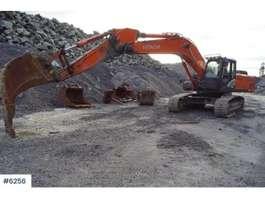 crawler excavator Hitachi Zaxis 350LC-5b excavator 2012