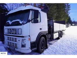 crane truck Volvo FM12 w / 22 t / m HMF crane & rear lift 2002