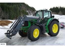 ciągnik rolniczy John Deere 6930 Premium w / Quicke Q66 loader & few timer 2010