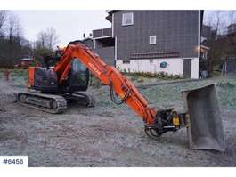 crawler excavator Hitachi ZX 85US - 5A w/rotortilt 2016