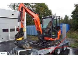 crawler excavator Kubota KX027-4 m/rotortilt 2018