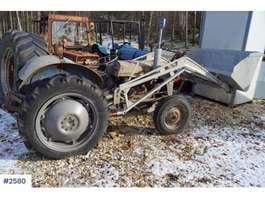 ciągnik rolniczy Gråtass Traktor