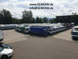 Kühl-LKW Mercedes Benz ATEGO IV 818 L Tiefkühlkoffer LBW 1 to. TK T-600 2015