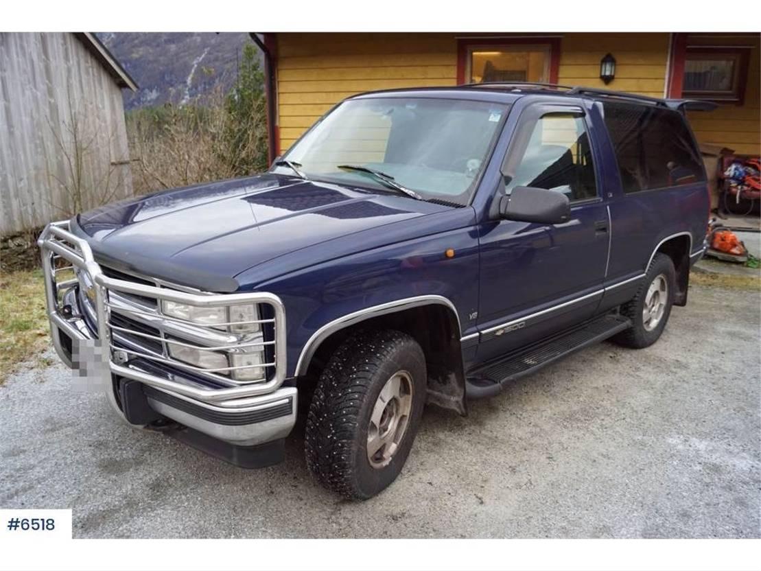 Kekurangan Chevrolet 4X4 Review