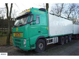 chassis cab truck Volvo FH520 8x4 Tridem chassis 2009